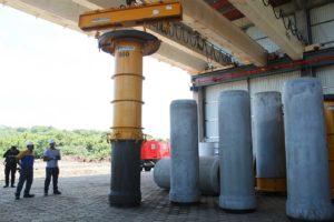 Planta de tubos km 46 concrenic fabrica de prefabricados de concreto de Nicaragua (1)