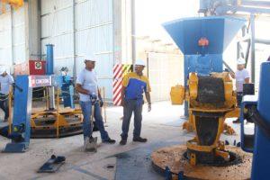 Planta de tubos km 46 concrenic fabrica de prefabricados de concreto de Nicaragua (11)